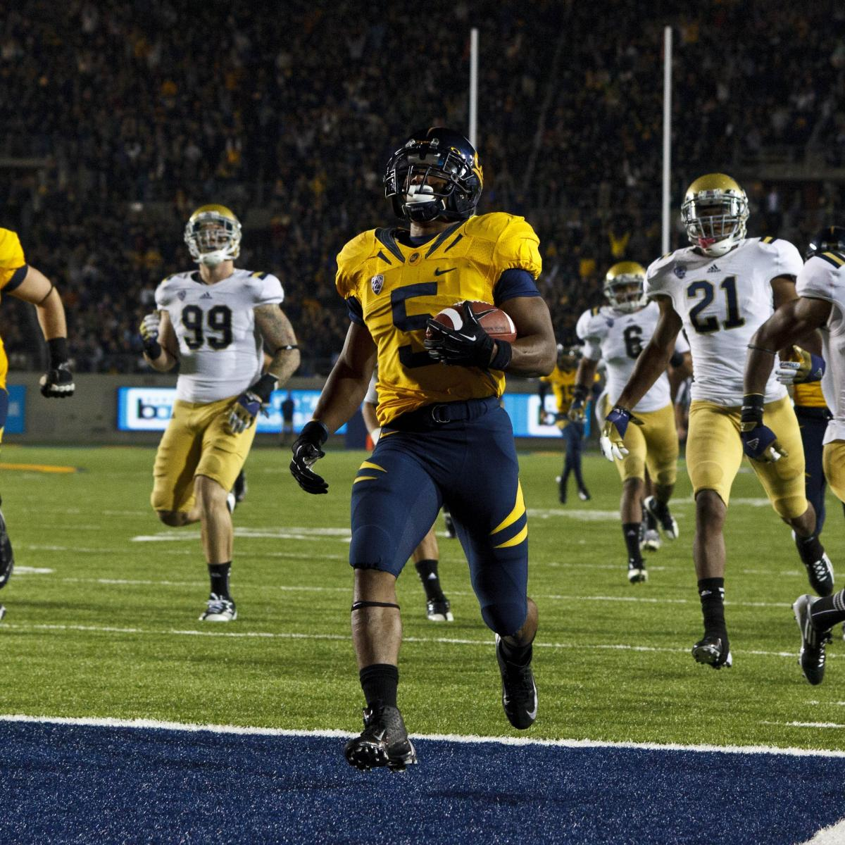 Photo Gallery Ucla Vs Cal: UCLA Vs. Cal Football Review: Grading Every Bruin Unit In