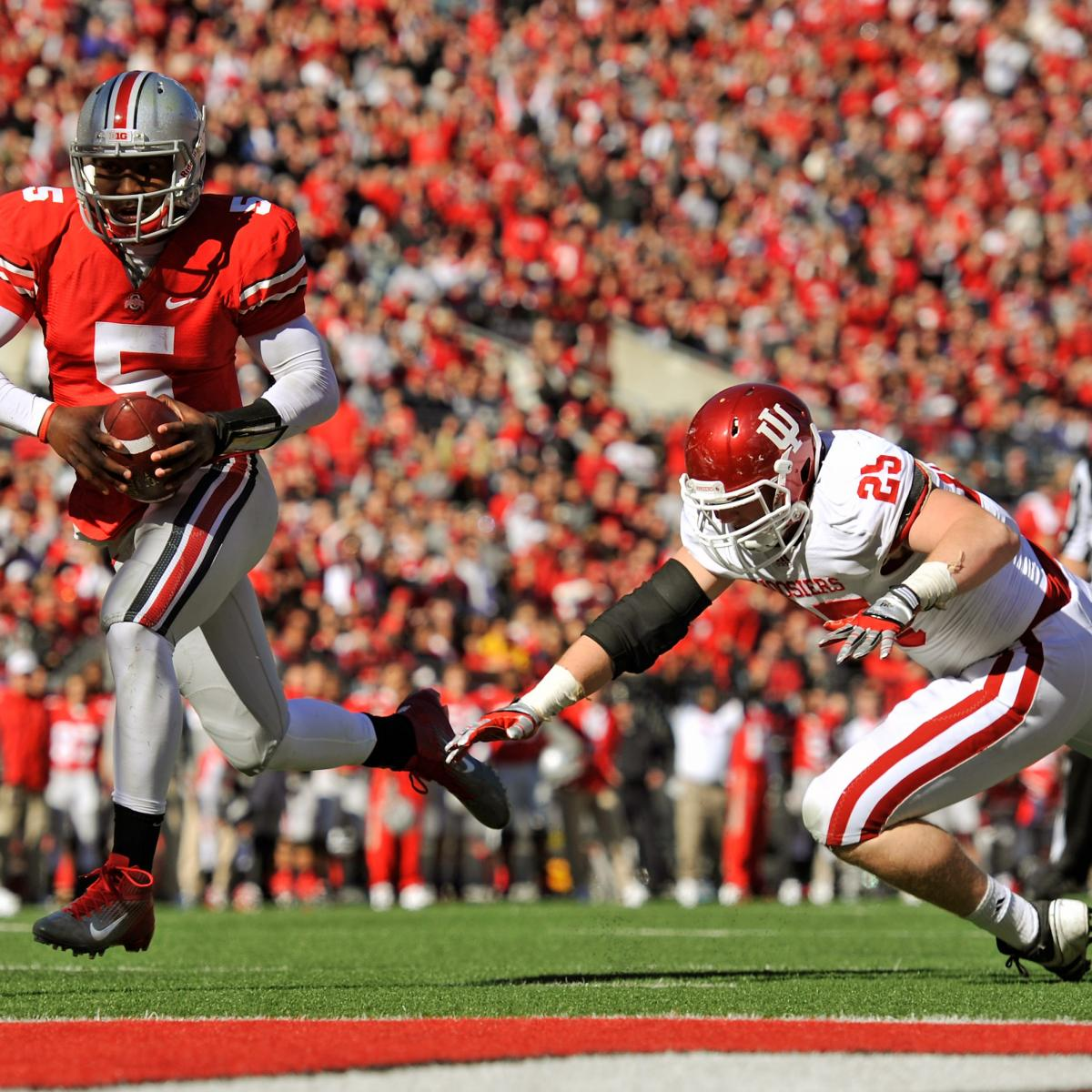 Get the latest Ohio State Football news photos rankings lists and more on Bleacher Report