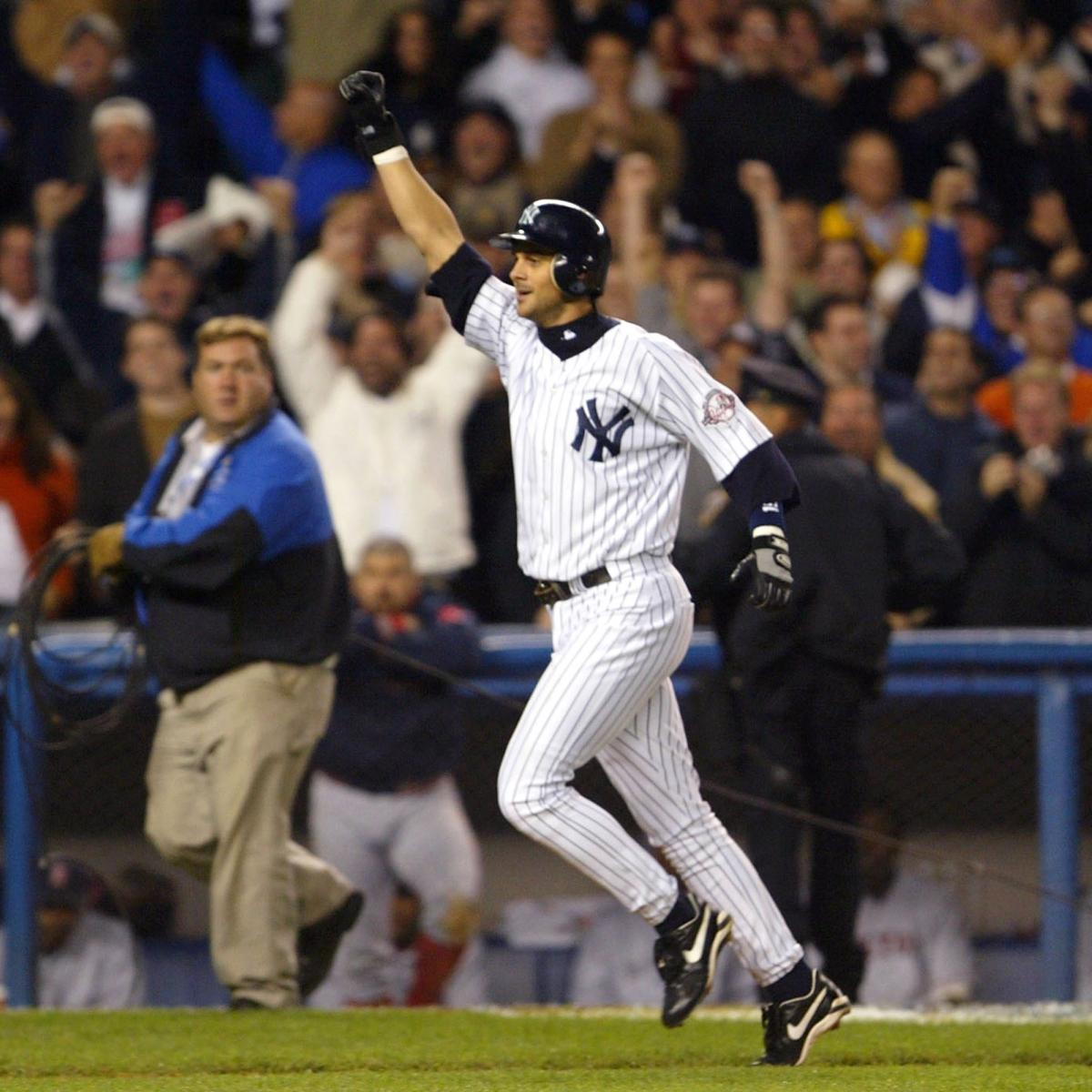 Ranking The 25 Greatest Moments In MLB League Championship Series