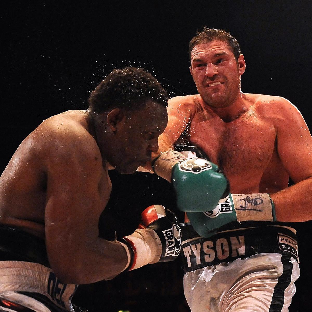 Tyson Fury Attacks David Price With Inexcusable