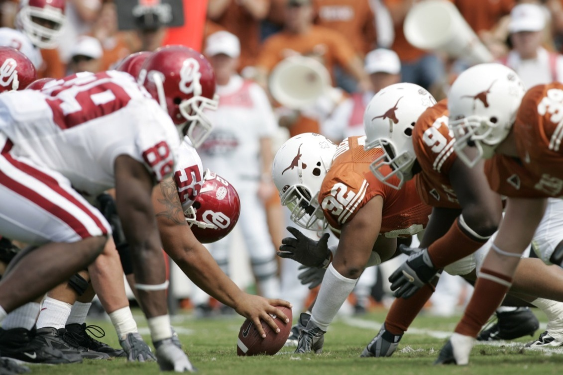 football rivalries college ranking report