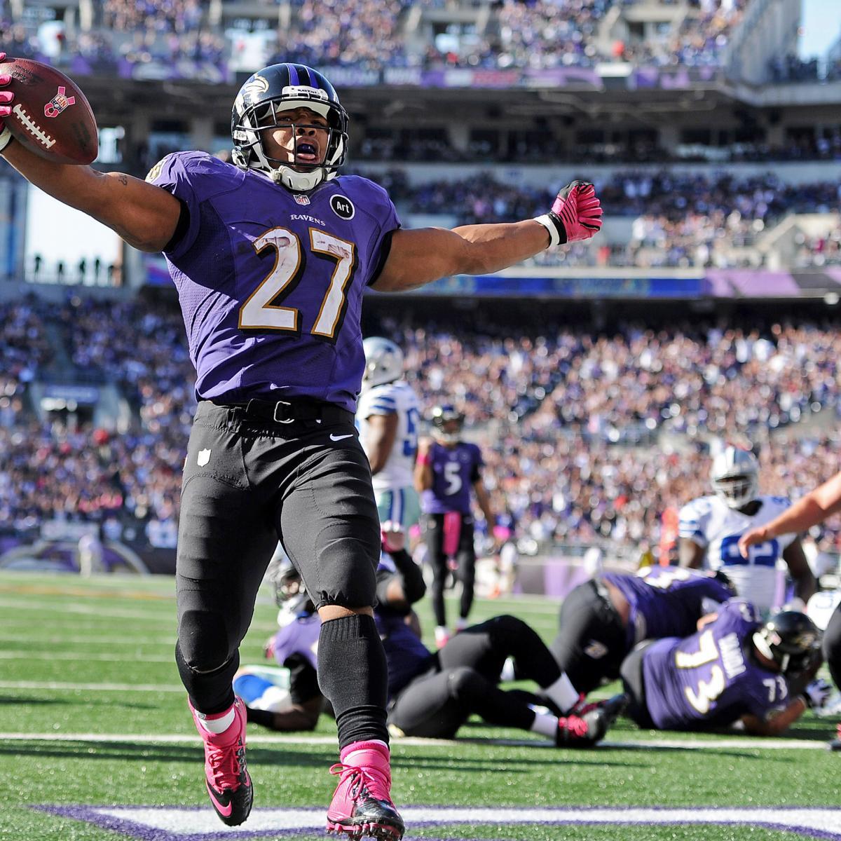 5 Realistic Moves Baltimore Ravens Could Make At Trade