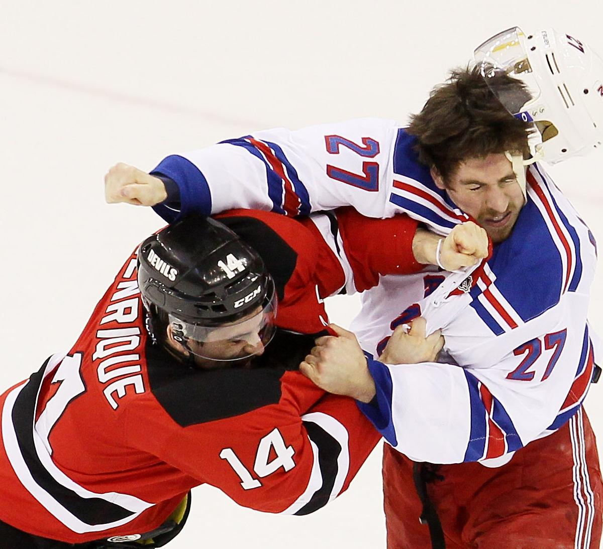 outlet store a18c6 80c5a New York Rangers vs. New Jersey Devils: Who Is the Better ...