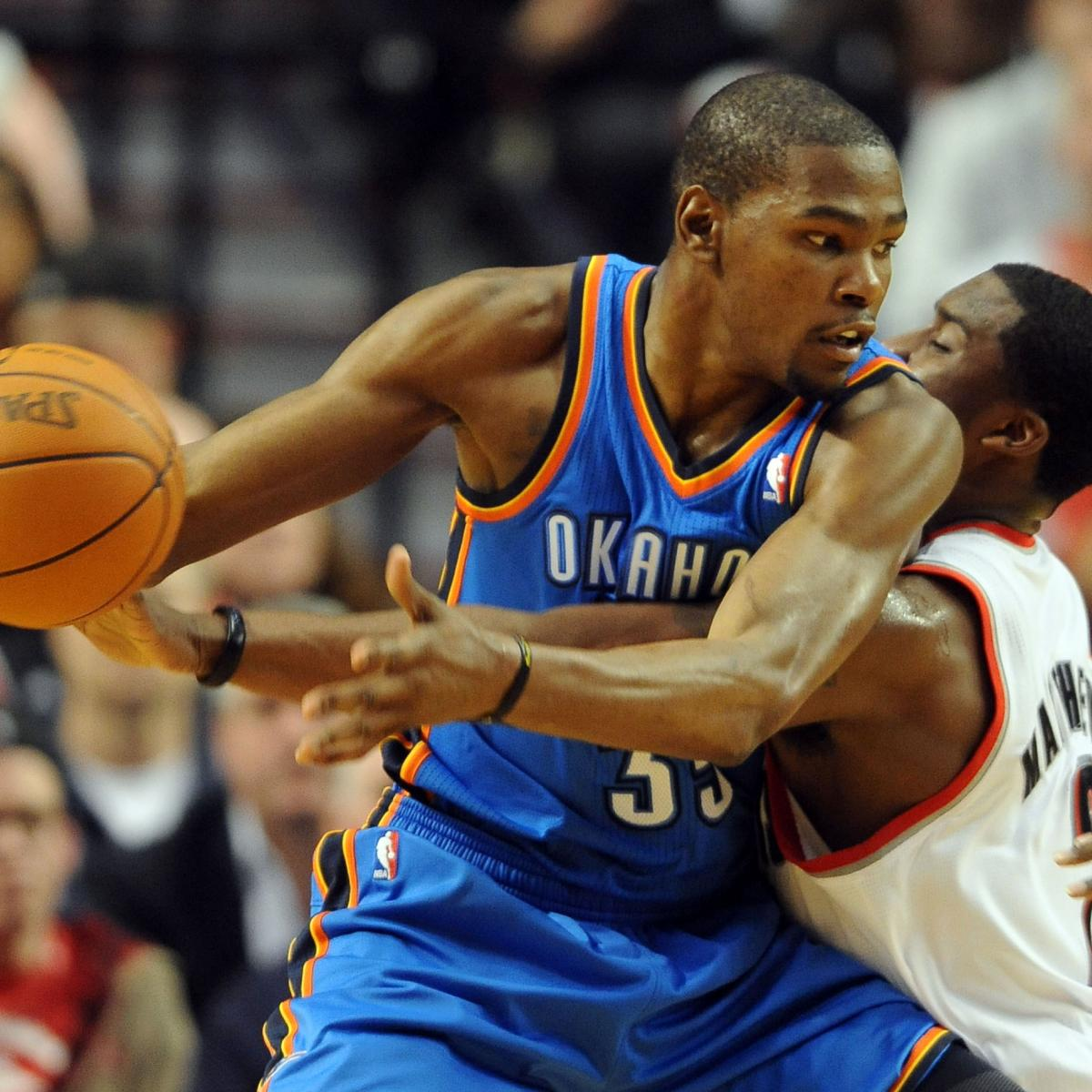 Portland Blazers Defensive Rating: Top 5 Rivalry Candidates For Portland Trail Blazers In
