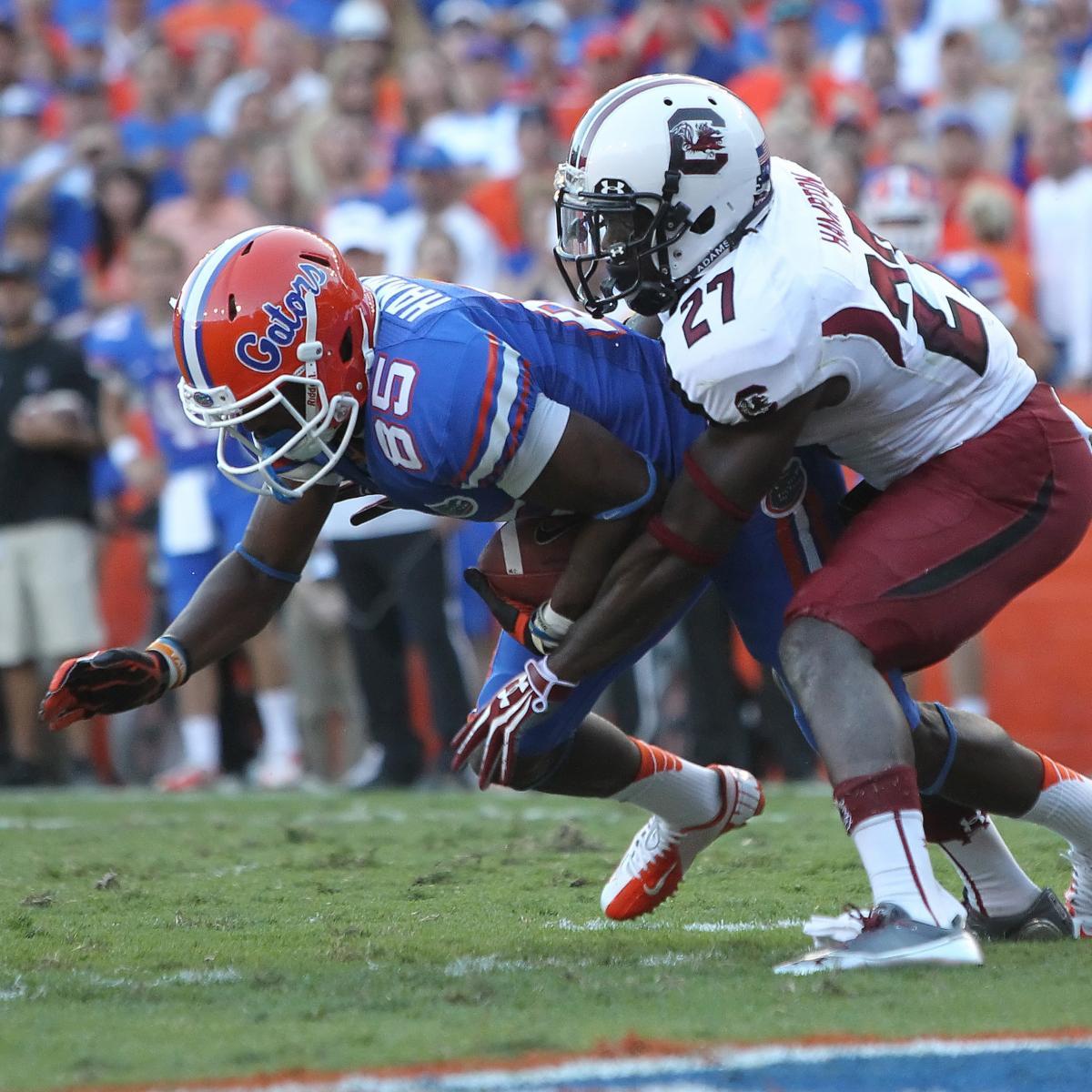 South Carolina vs. Florida: Gamecocks Can Forget BCS After ...
