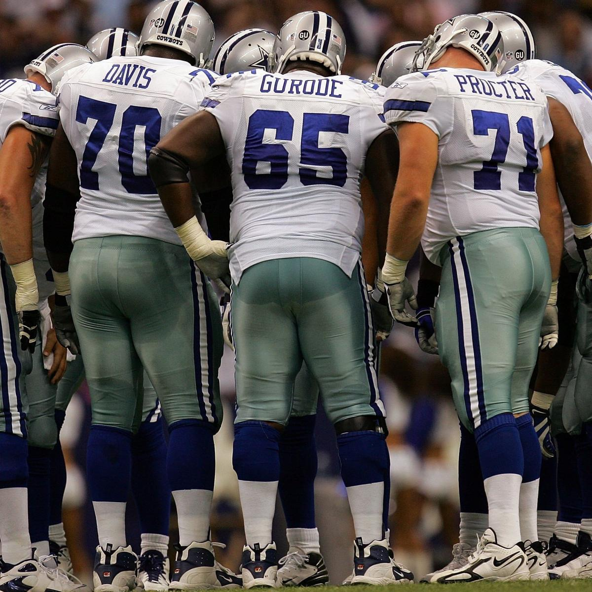 Dallas Cowboys Top 10 All Time Offensive Linemen Bleacher Report Latest News Videos And Highlights