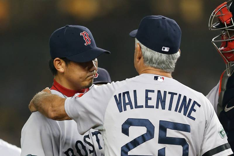 378646750 Bobby Valentine  Revisiting the Ex-Boston Red Sox Manager s Career ...