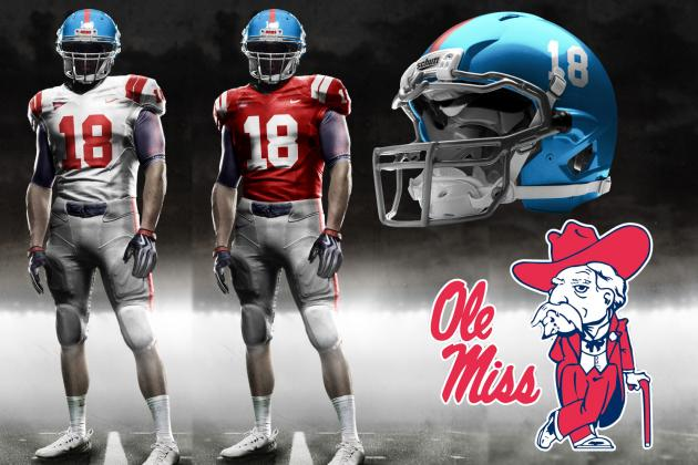 3a35b87a1 Ole Miss Football  The Allure of Powder Blue