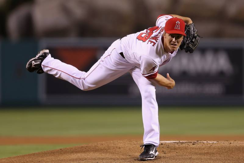 Los Angeles Angels of Anaheim Need to Re-Sign Zack Greinke ...