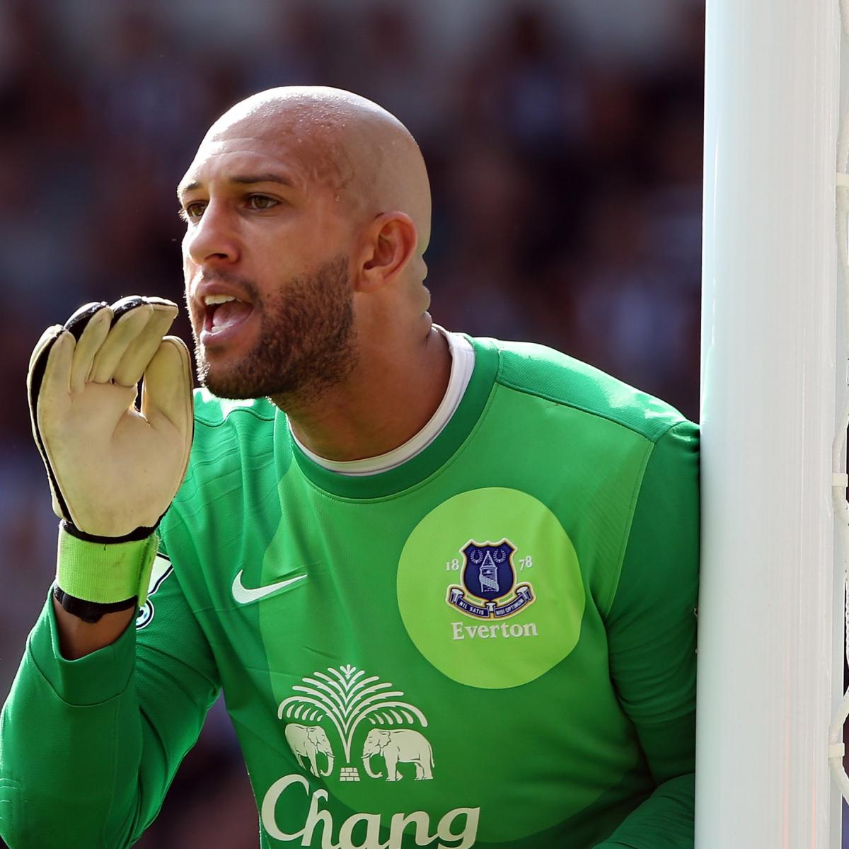 Everton: 5 Keeper Candidates to Succeed Tim Howard at ...