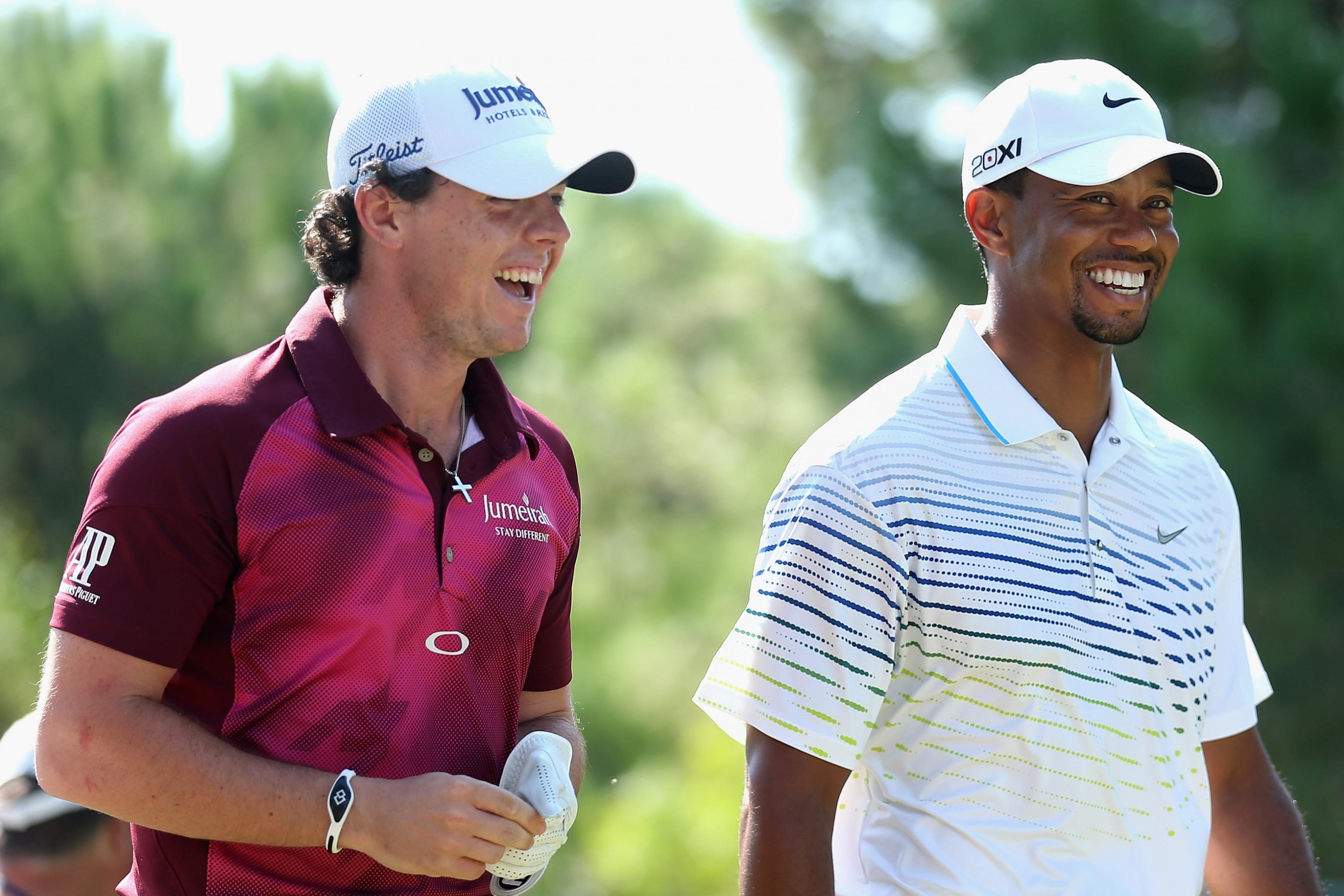 Will Rory Mcilroy Join Tiger Woods At Nike Bleacher Report Latest News Videos And Highlights