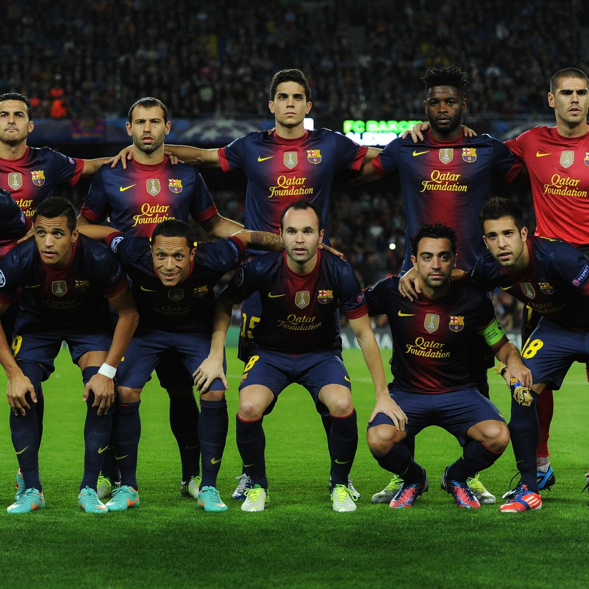 Barcelona's 2-1 Champions League Victory Over Celtic In