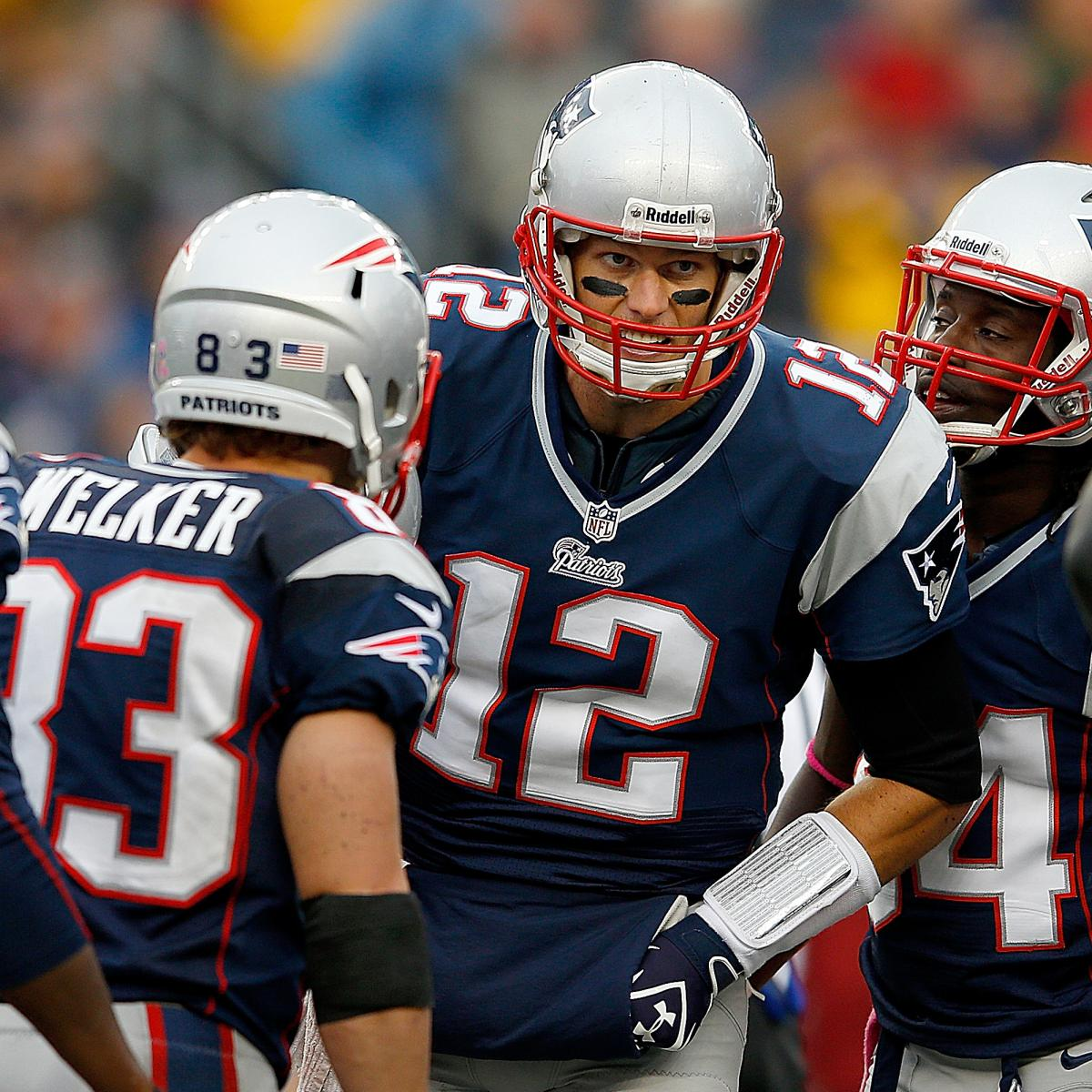 4921091be9a New England Patriots Player Power Rankings  Midseason Edition ...