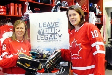 5da59863aac 25 Greatest Women s Hockey Players from Ontario