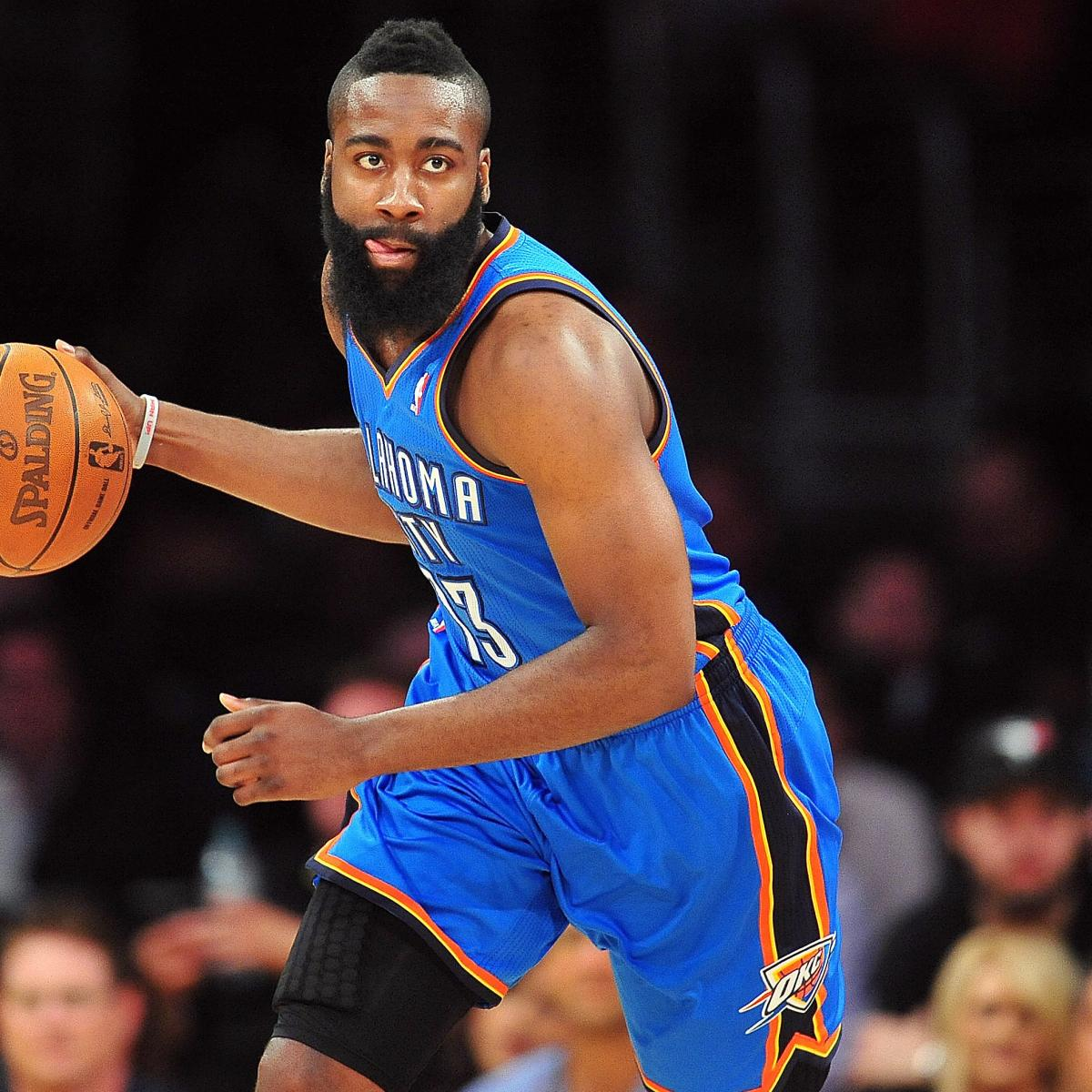 James Harden Quadruple Team: How James Harden Will Impact Jeremy Lin's Success With