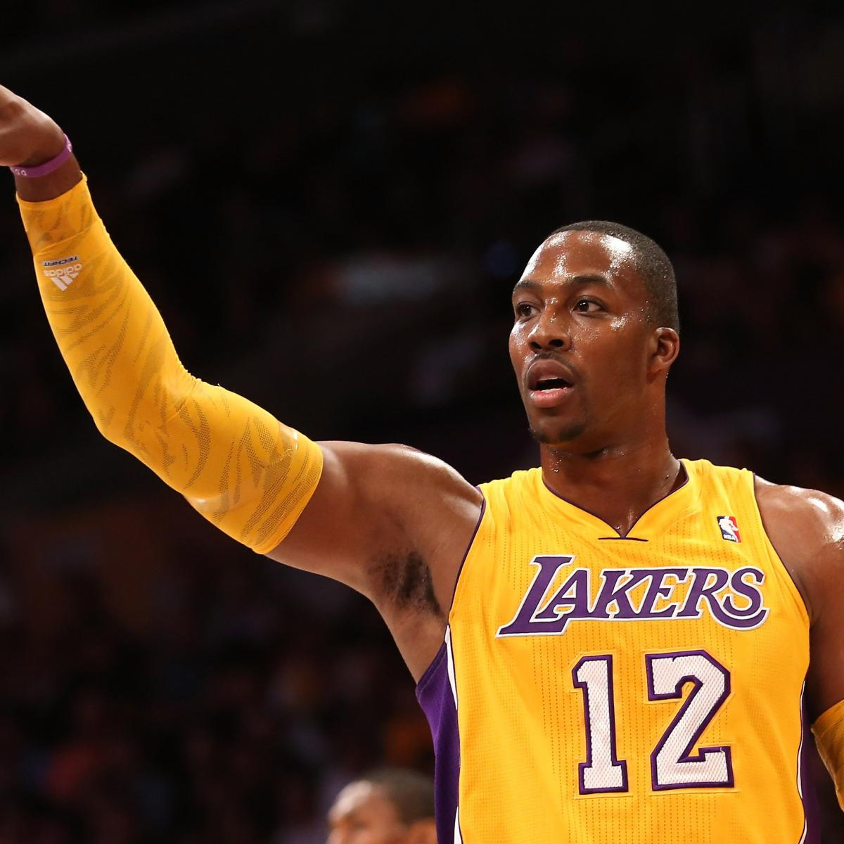 Dwight Howard: Big Man's Presence In Paint Will Carry
