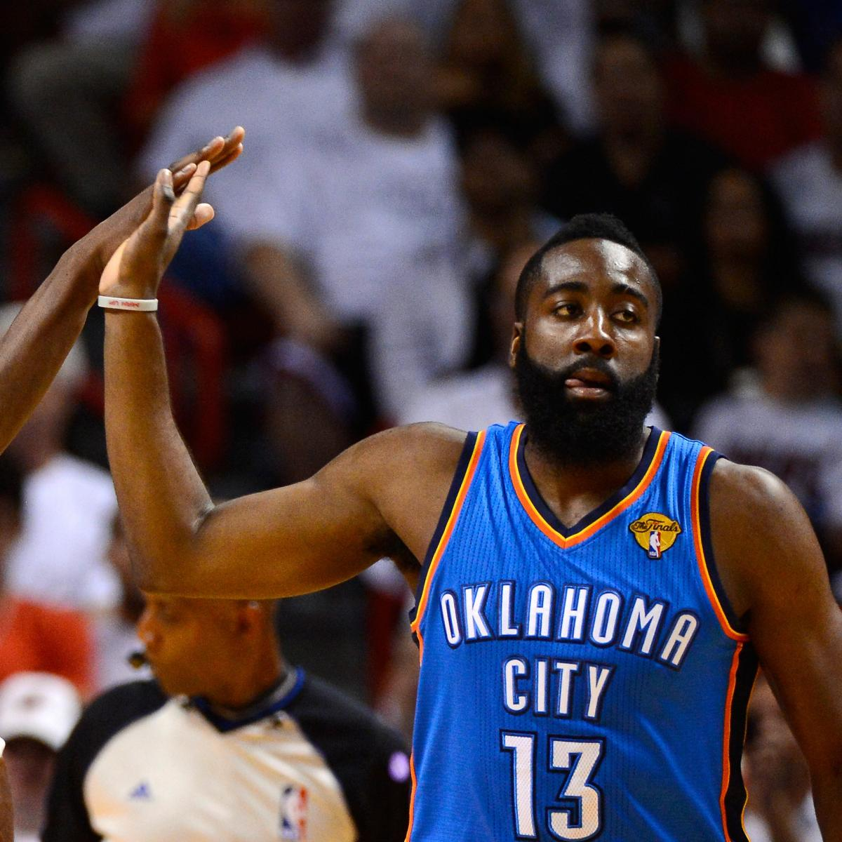James Harden Latest News: James Harden Trade: Blockbuster Deal Will Benefit Both