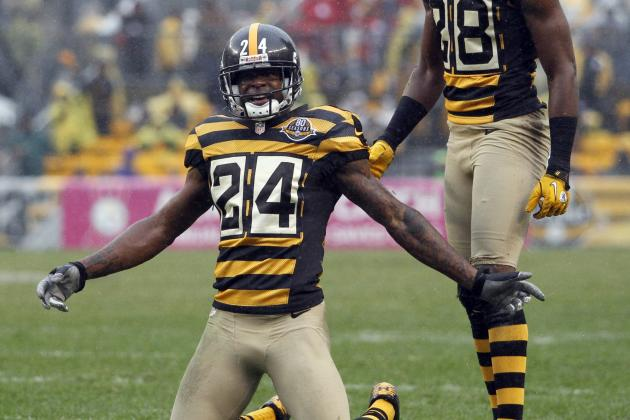 size 40 0bdb9 30178 Pittsburgh Steelers Throwback Uniforms: Grading the ...