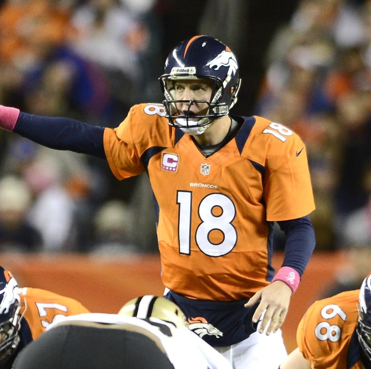 New Orleans Saints Vs. Denver Broncos: Live Score