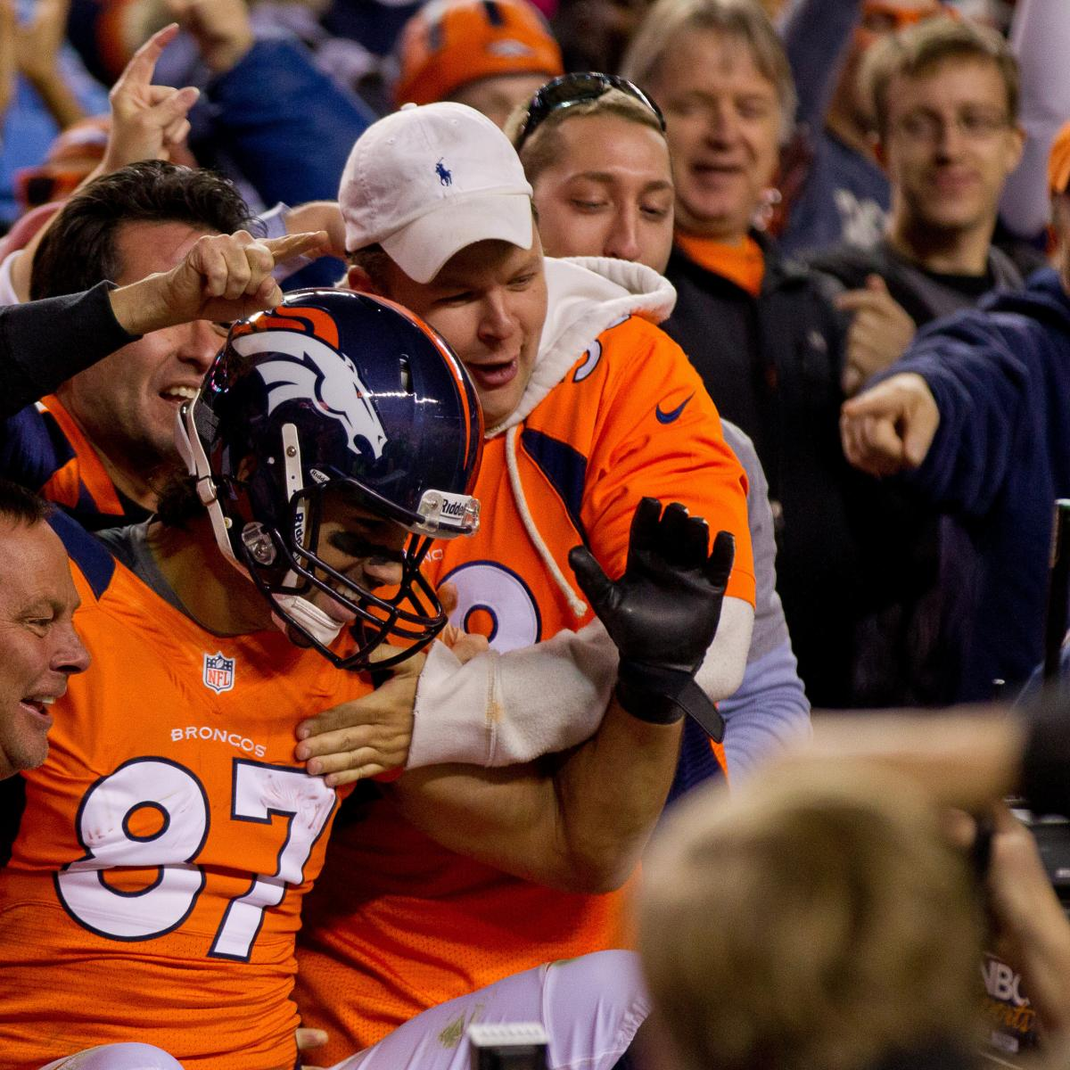 Denver Broncos Prove They Are AFC Contenders With Sunday's
