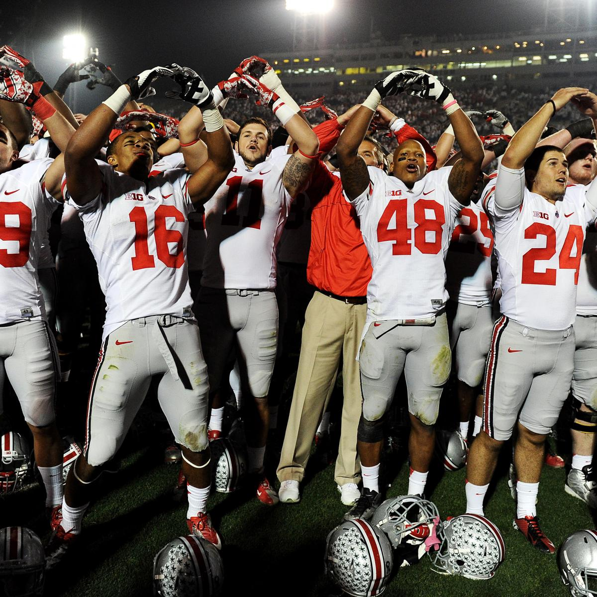 Ohio State Football: Projecting Where Buckeyes Would Be in ...