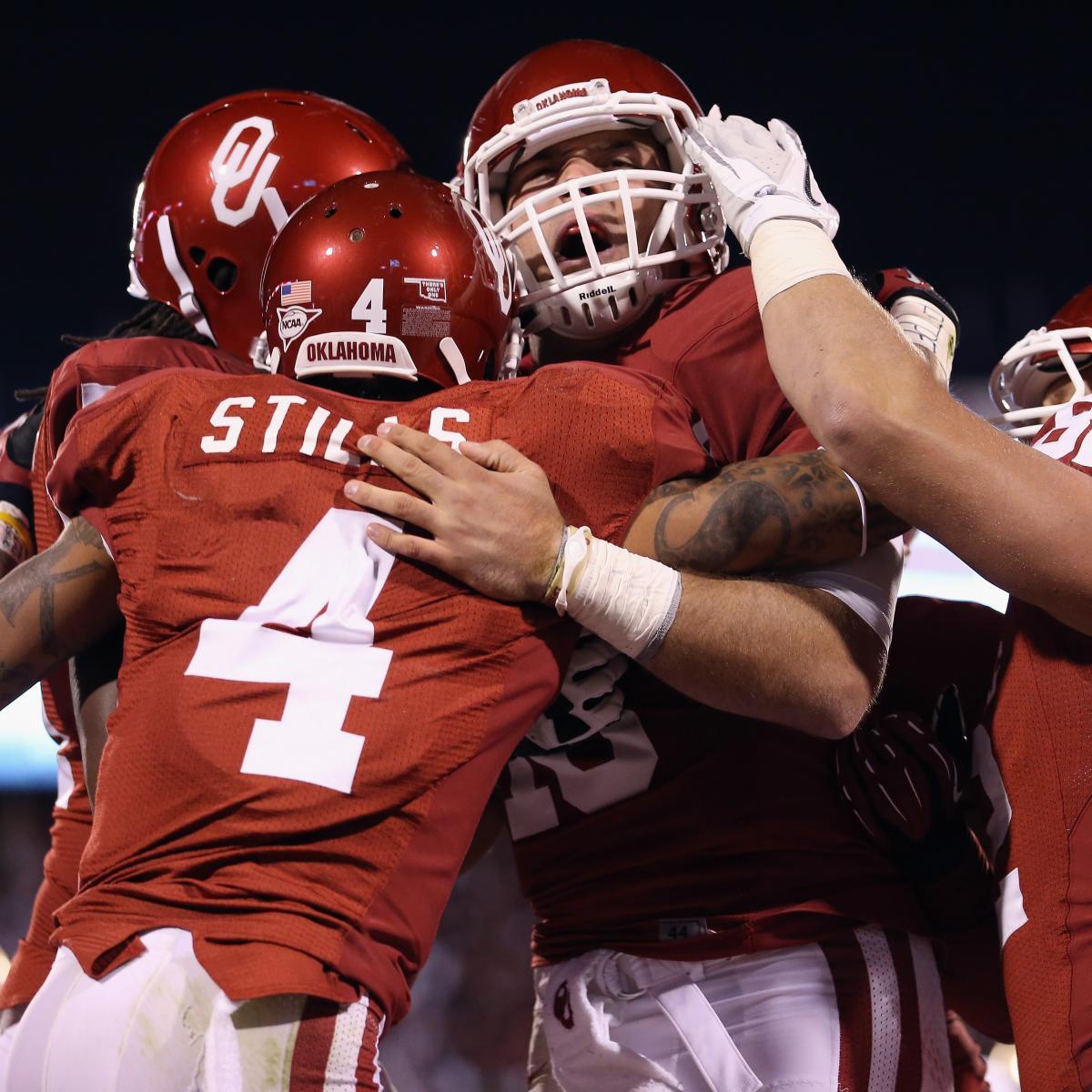 Oklahoma Sooners Football: 5 Keys to the Game vs. Iowa ...
