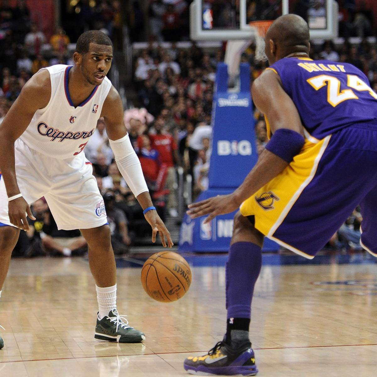 L.A. Clippers Vs. L.A. Lakers: Preview, Analysis And