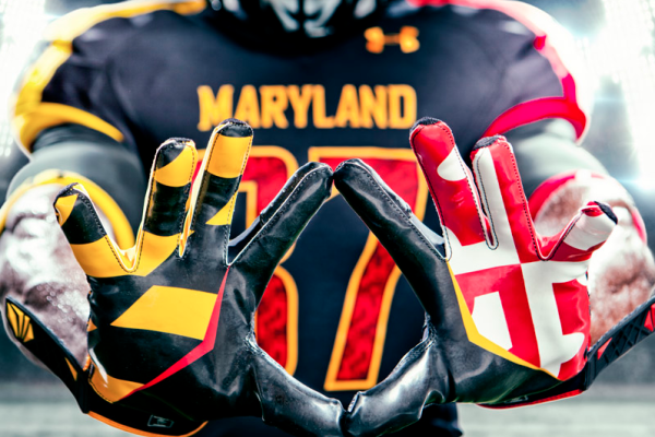 e145ab4ae52 Maryland Football  Breaking Down Terrapins  New Black Uniforms ...
