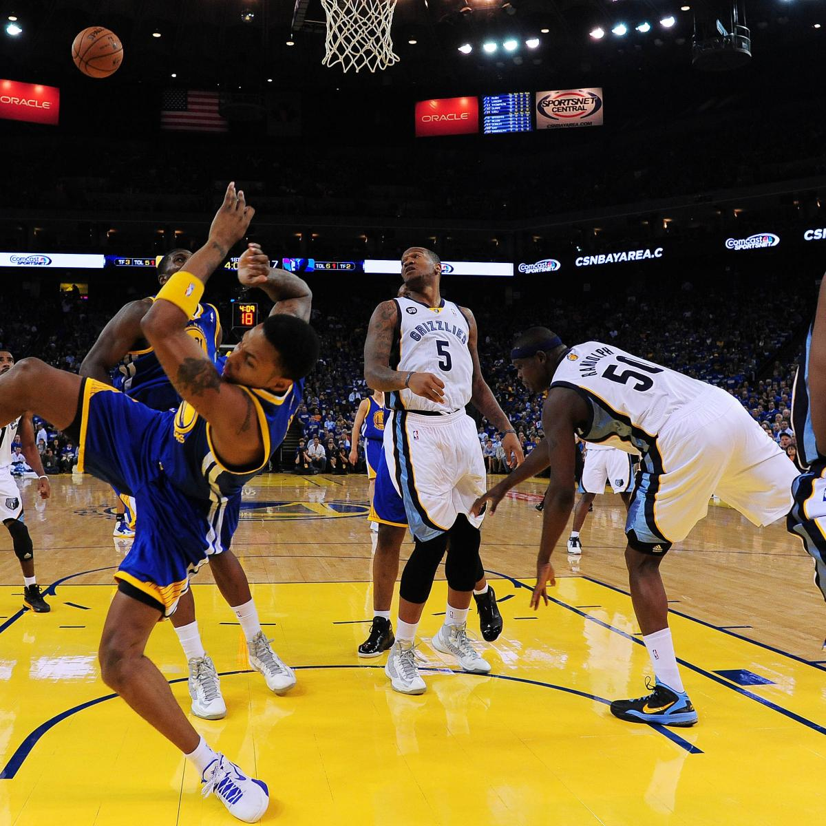 Warriors Come Out To Play Bleacher Report: Golden State Warriors Guard Brandon Rush Out For The
