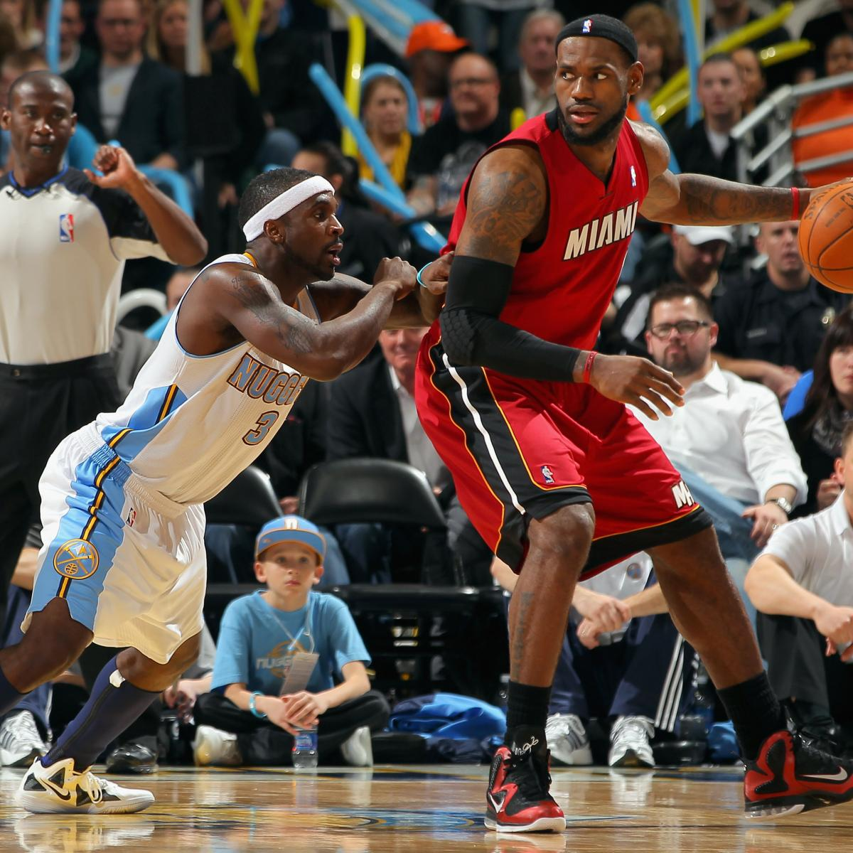 Nuggets Quarter Season Tickets: Heat Vs. Nuggets: Postgame Grades And Analysis For Miami