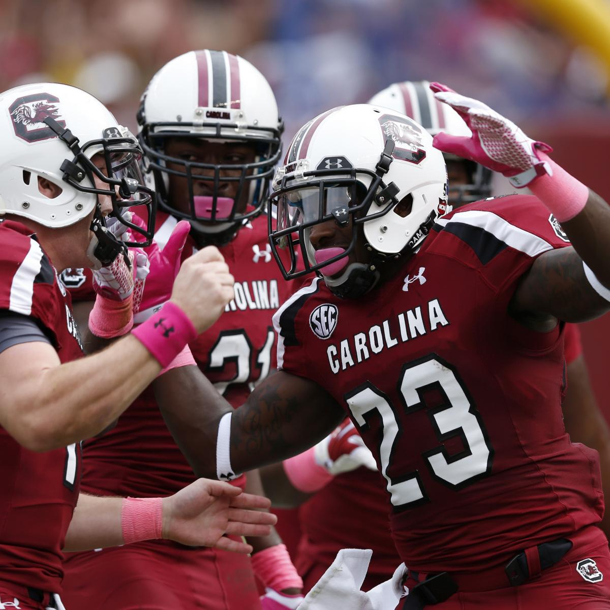 South Carolina Football: 6 Reasons the Gamecocks Are Built ...