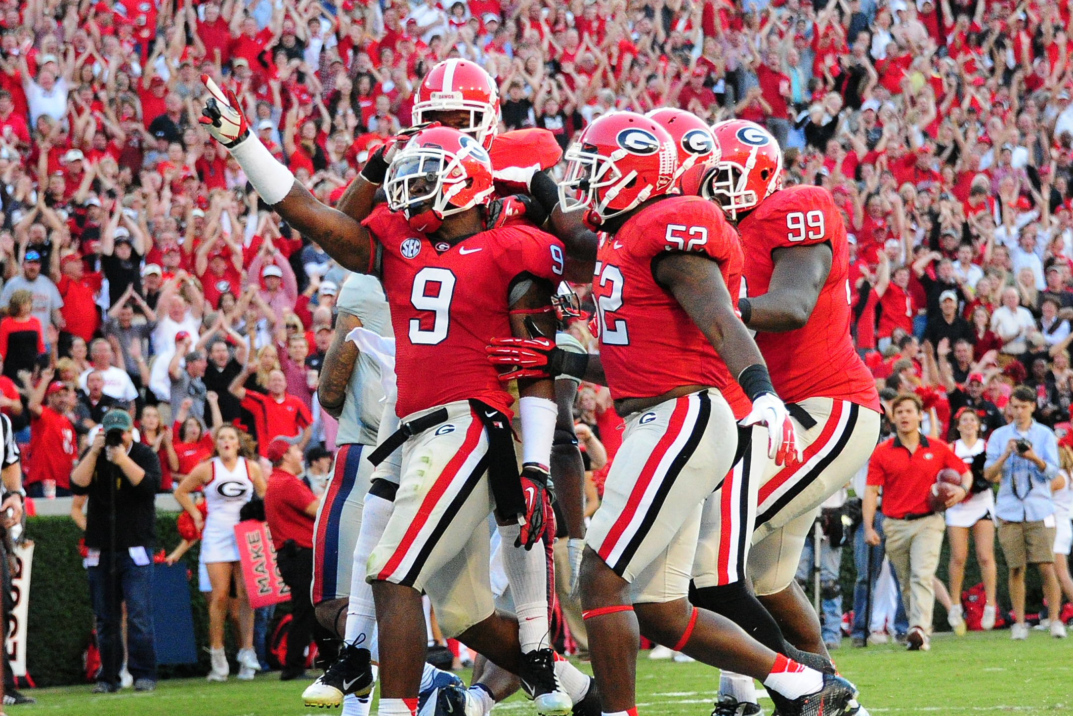 Georgia vs Auburn: TV Schedule, Live Stream, Radio, Game