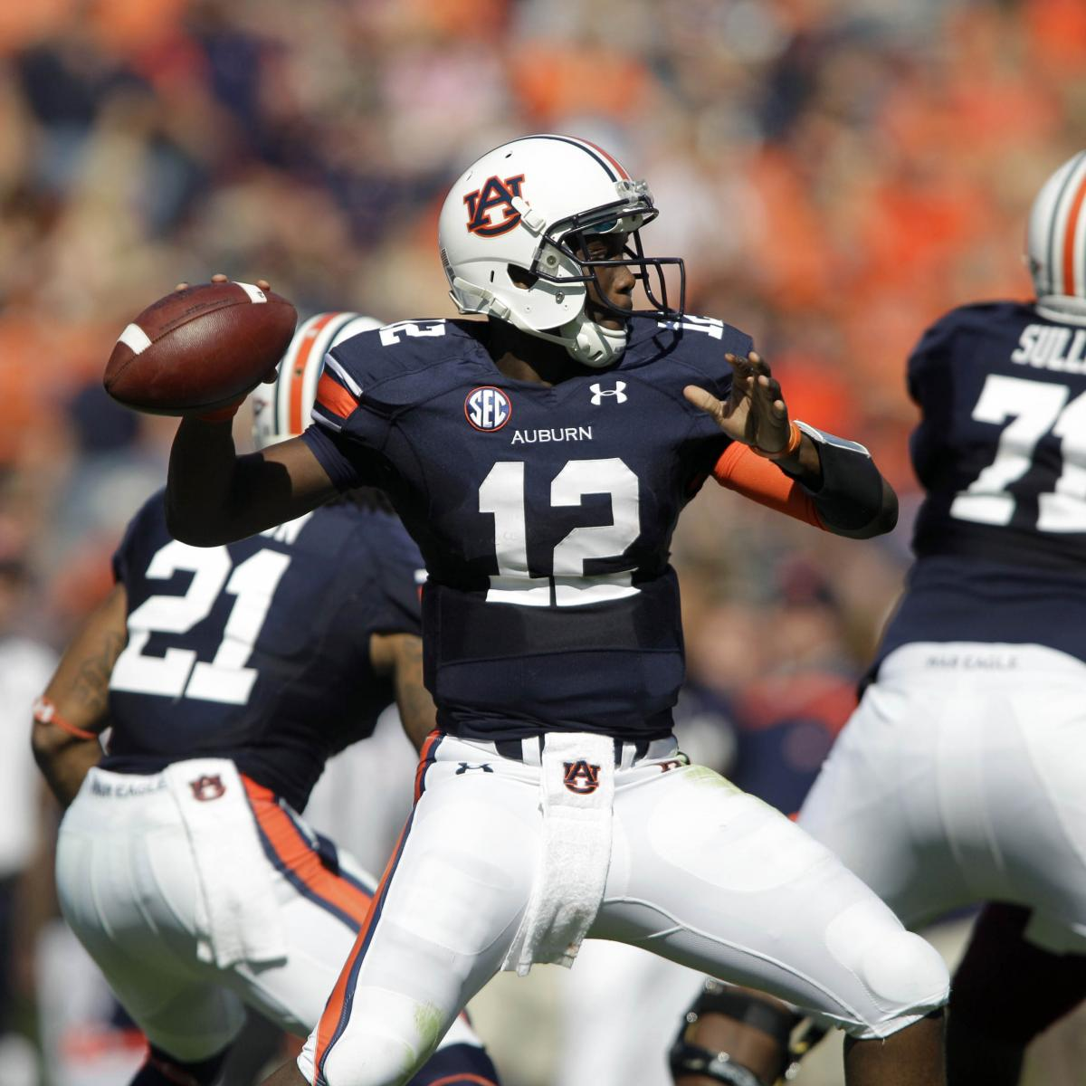 Auburn Football: Players to Watch in Exciting Week 11 Game ...