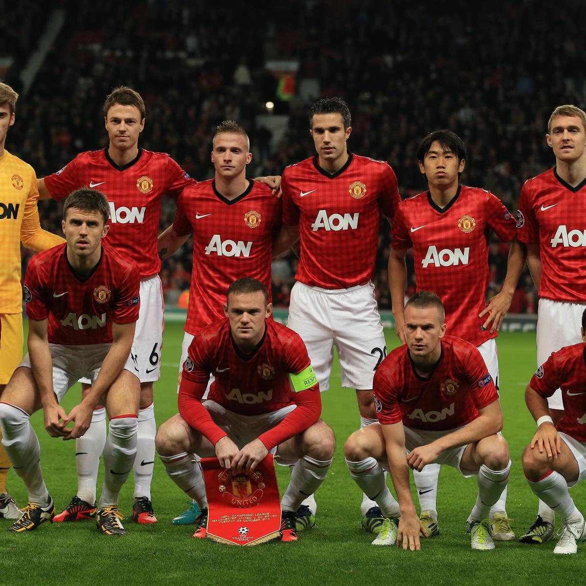 Braga vs. Manchester United: Complete Preview, Team News ...