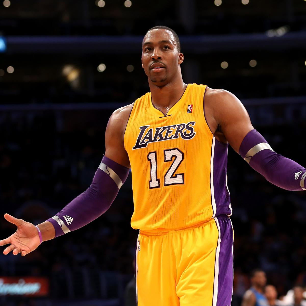 03c823a438ee Ranking Dwight Howard s New Kicks with His Past Sneakers
