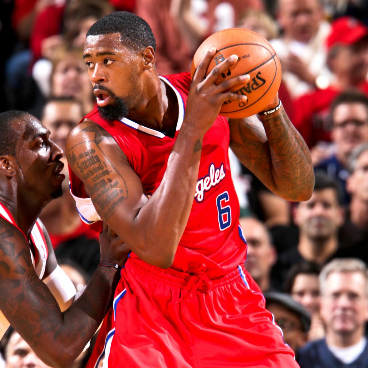 Los Angeles Clippers vs. Portland Trail Blazers: Postgame ...