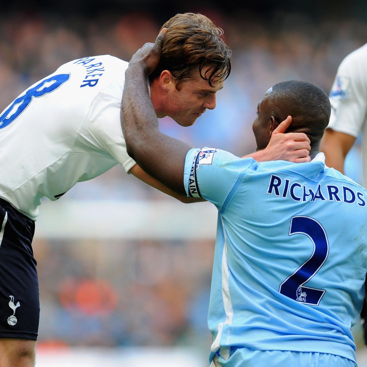 Manchester City vs. Tottenham Hotspur: Short Rest Won't ...