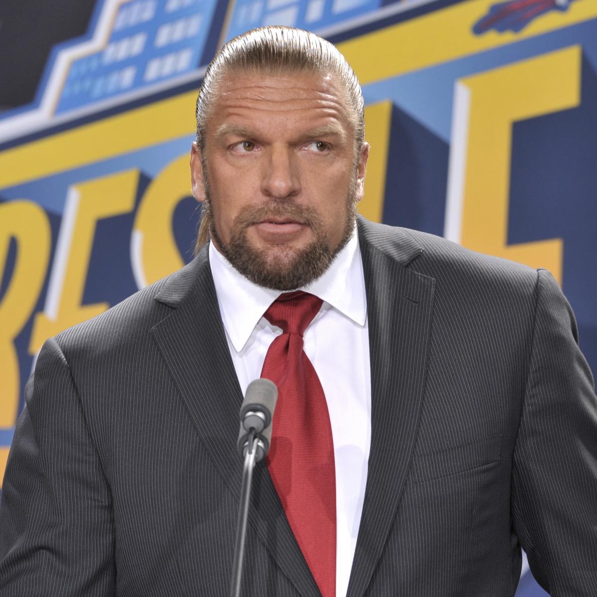 Ranking Triple H's Best 5 Entrance Songs | Bleacher Report | Latest