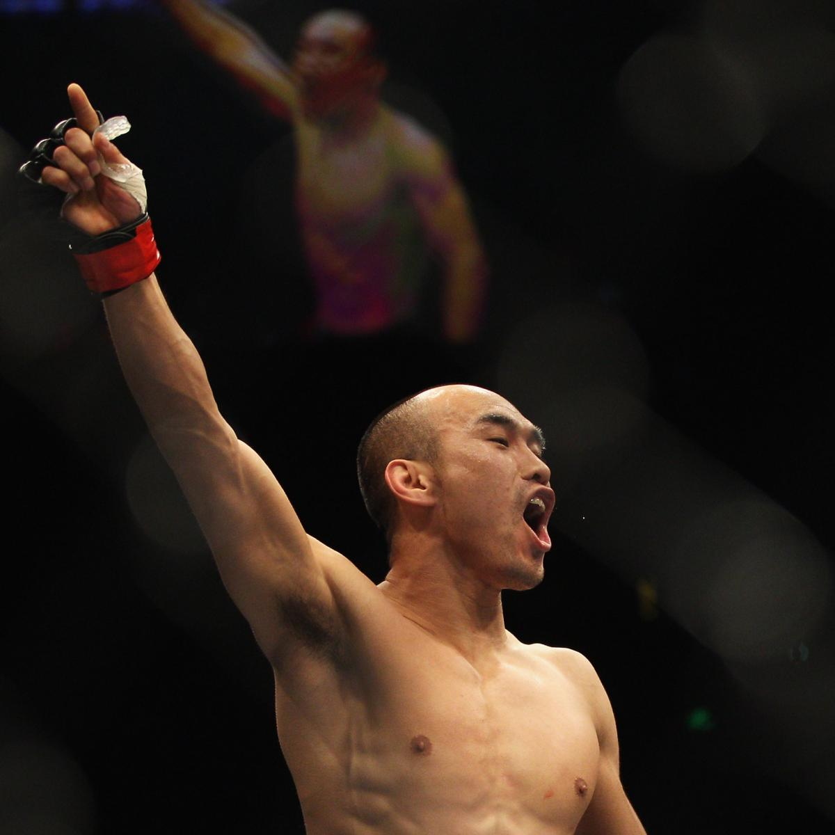 UFC on FUEL TV 6 results: Jon Tuck takes decision over