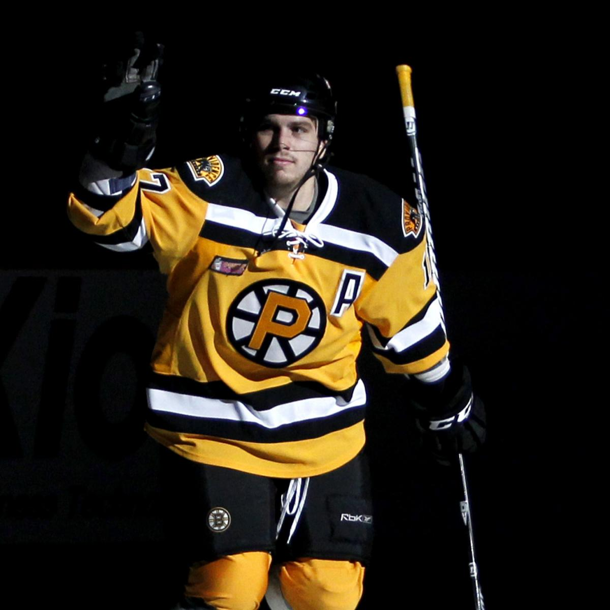 5 Boston Bruins Killing It in the AHL Right Now | Bleacher ...Bruins Bleacher Report