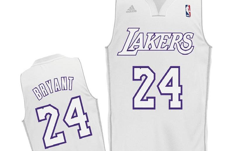 373bdfe8577f Breaking Down Christmas 2012 Uniforms for Lakers