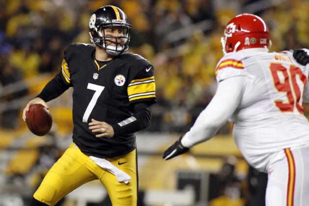 Ben Roethlisberger Injury Steelers Nearing Breaking Point With Injured Players