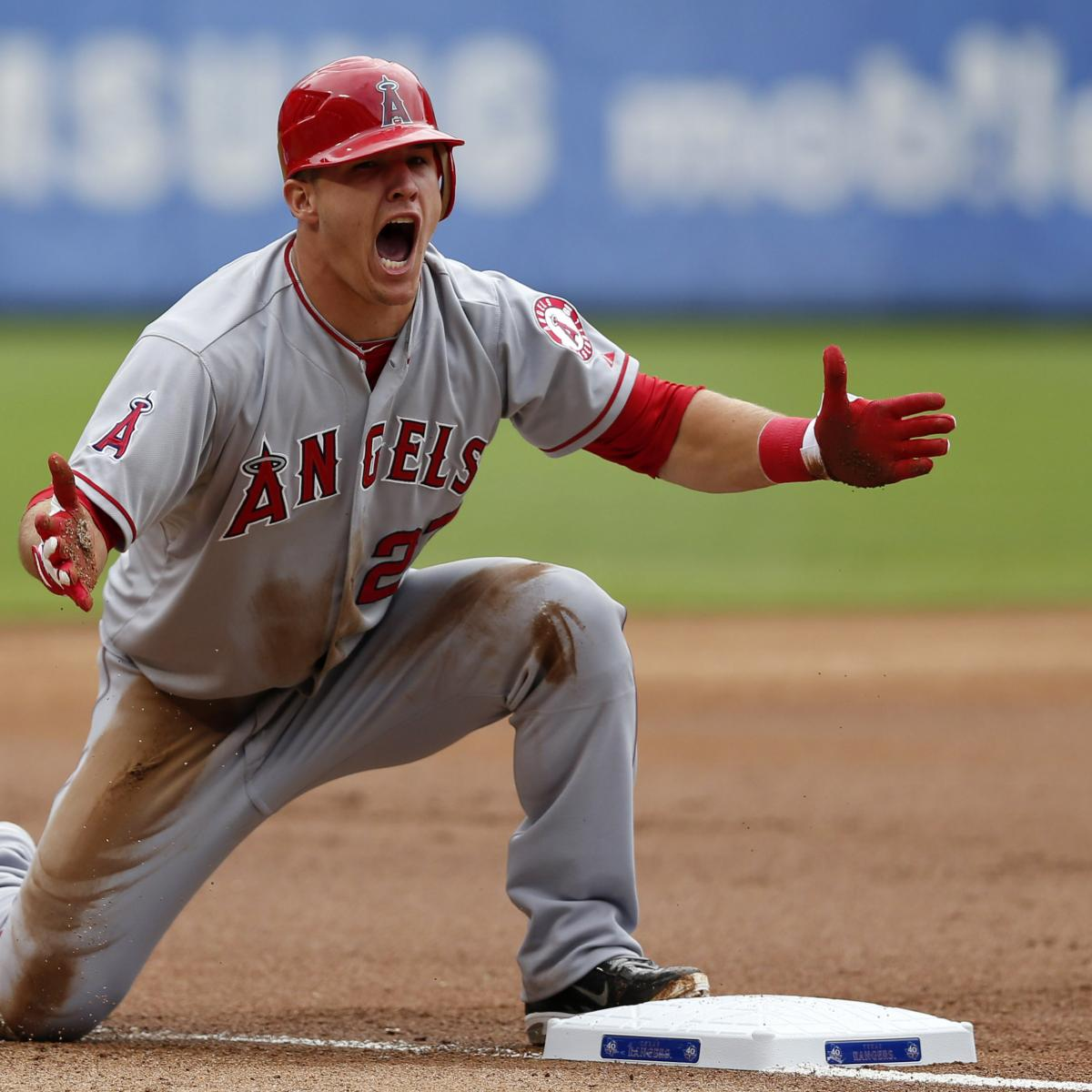 AL MVP Award 2012 Voting Results: Why Mike Trout Got