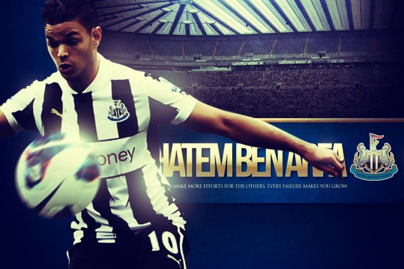 size 40 d9811 5236a Play Hatem Ben Arfa Like Messi and Beardsley, and Watch ...