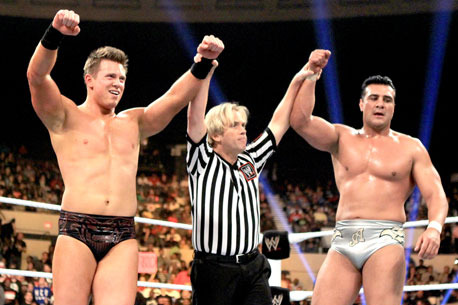 Image result for the miz and alberto del rio