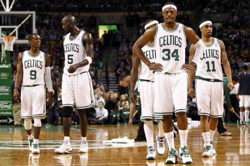 ed774229802 Is This the Year Danny Ainge Blows Up the Boston Celtics? | Bleacher ...
