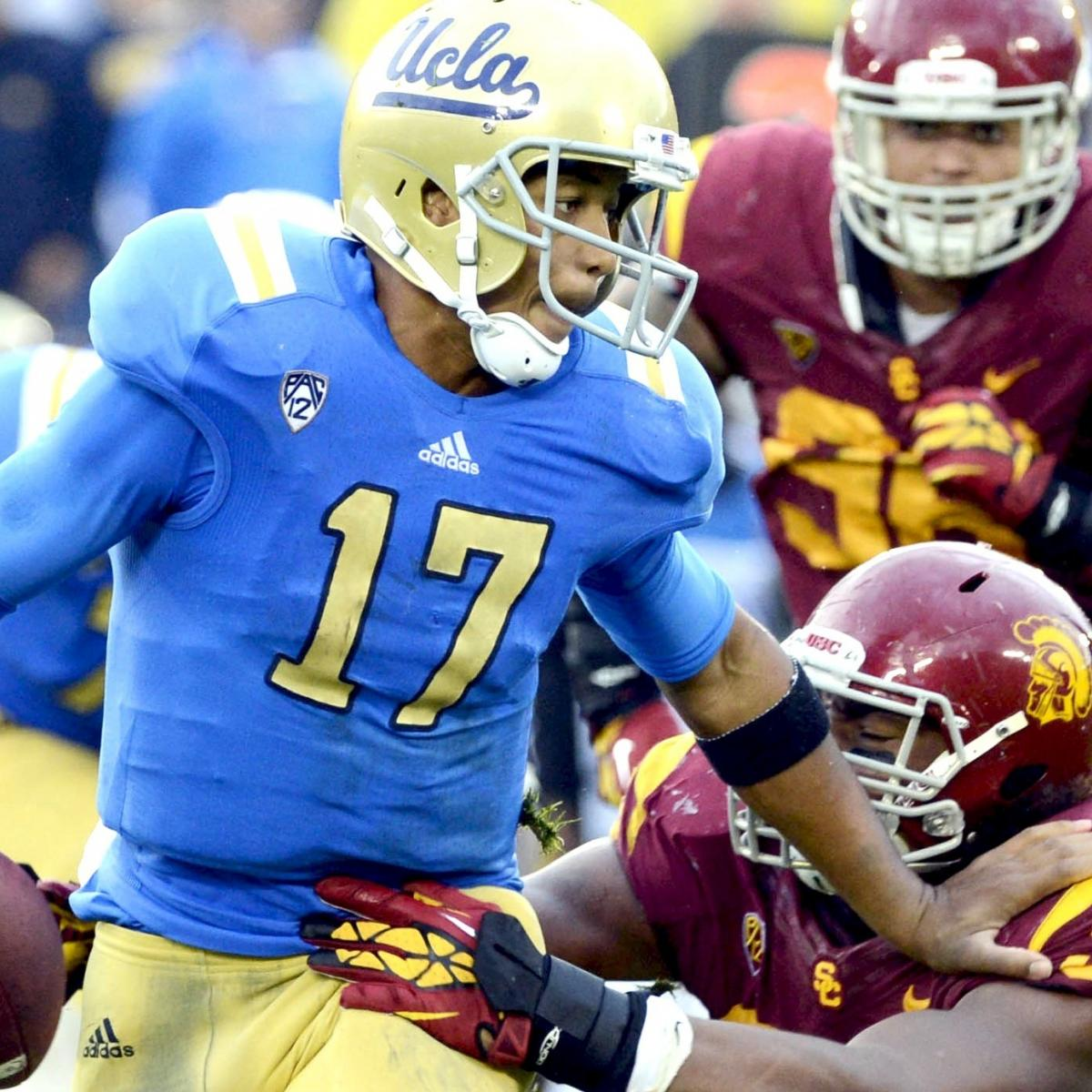Photo Gallery Ucla Vs Cal: USC Vs. UCLA: Twitter Reaction, Postgame Recap And