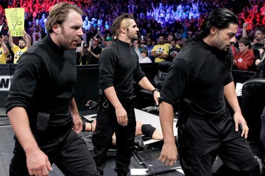 WWE Setting Up Dean Ambrose, Seth Rollins and Roman Reigns