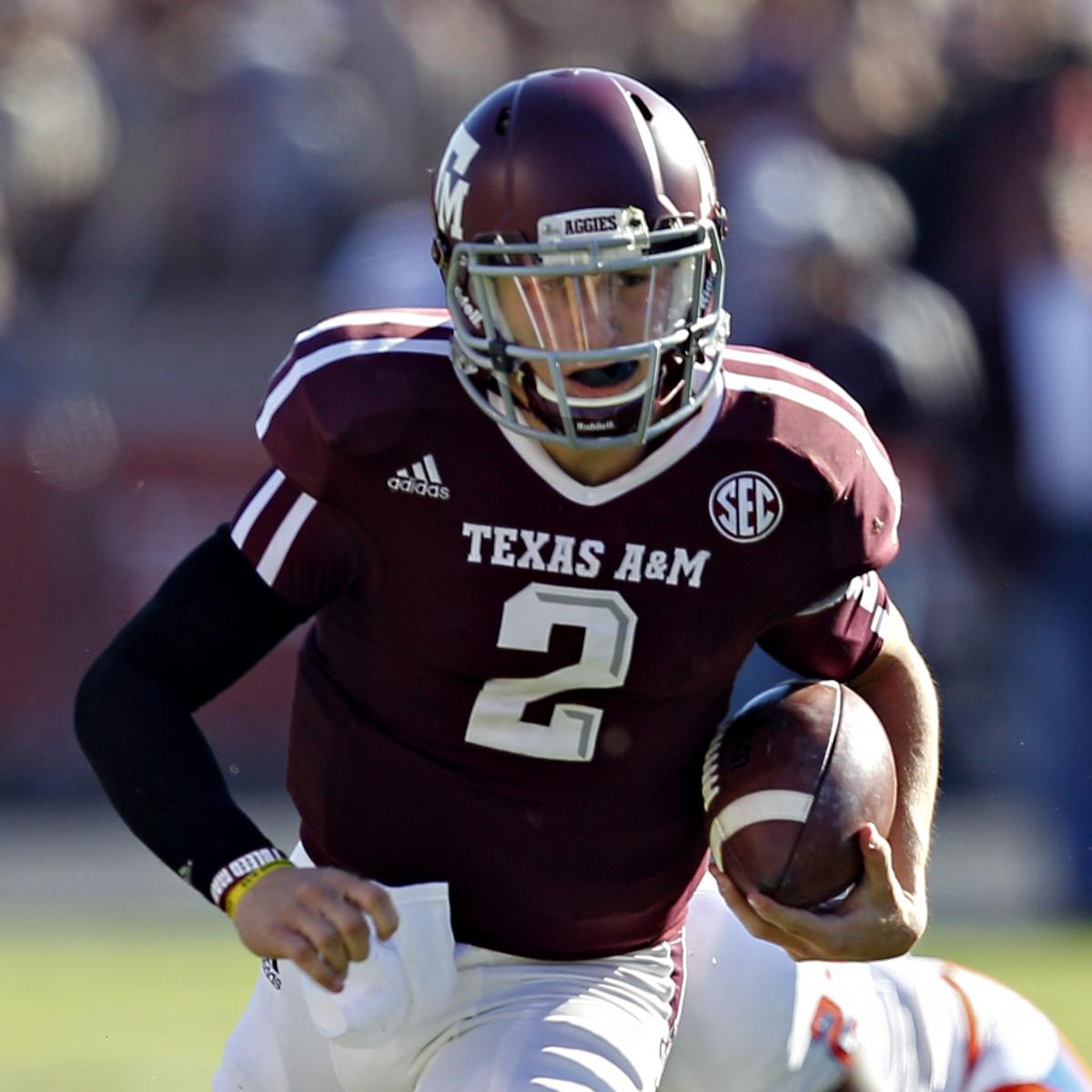 BCS Rankings: 5 Lowest-Ranked Teams with the Best Shots at ...