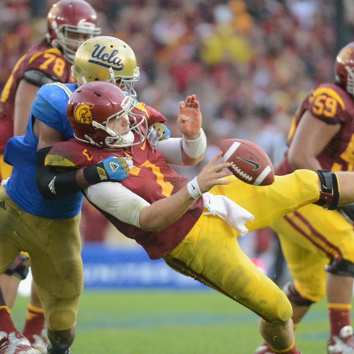 Photo Gallery Ucla Vs Cal: UCLA Vs. Southern Cal: Winners And Losers From Week 12